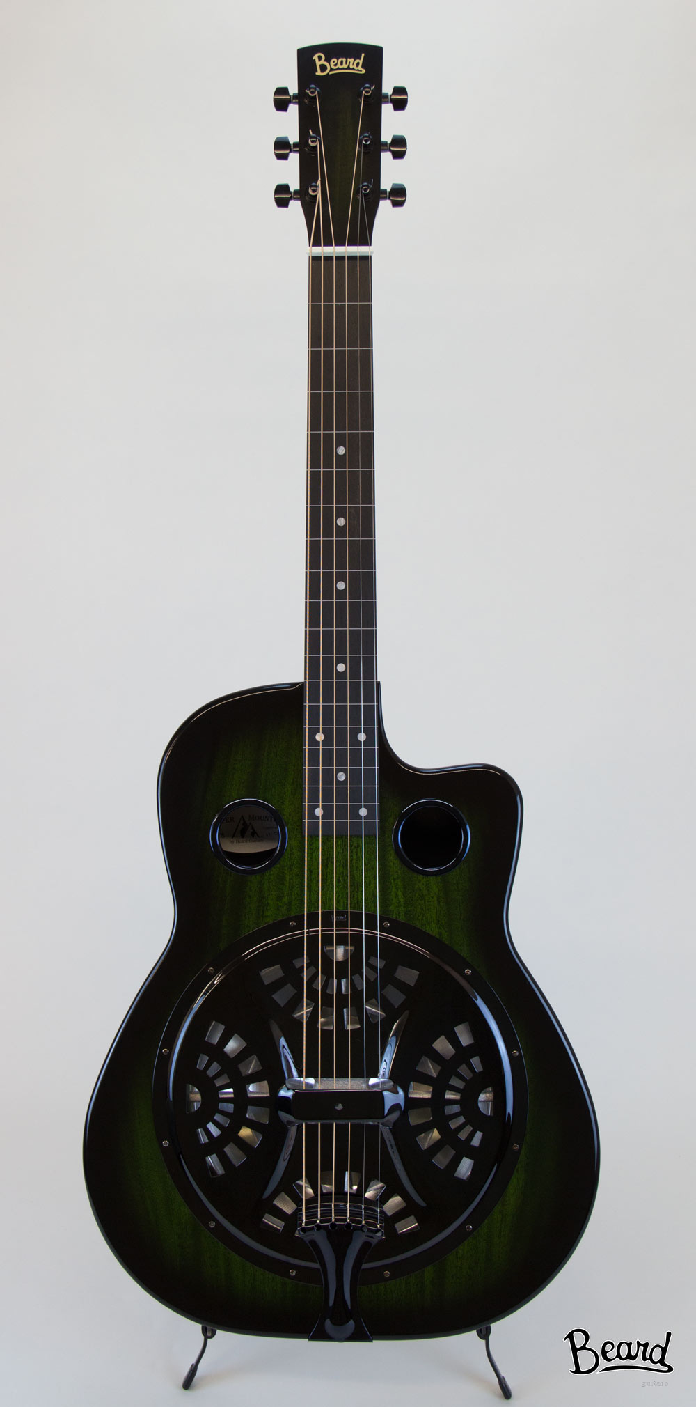 beard guitars for sale resophonic outfitters. Black Bedroom Furniture Sets. Home Design Ideas